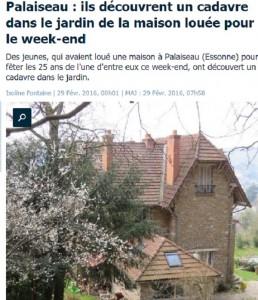 Parigi: affittano villa per le vacanze, poi la scoperta choc