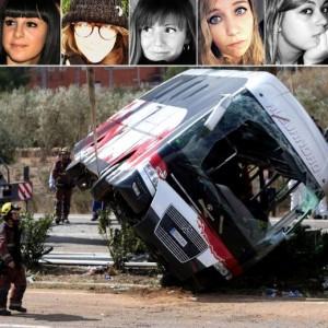 Incidente Spagna: studenti sardi sul pullman dietro...