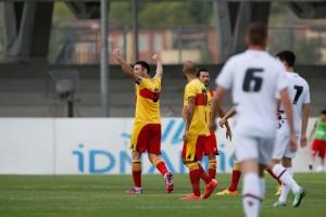 Catanzaro-Benevento Sportube: streaming diretta live