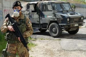 Militari nelle città esposti ai rischi senza tutele, perchè?
