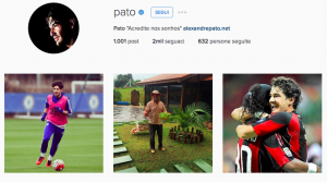 """Guarda la versione ingrandita di Chelsea, Pato in """"foto virale"""": tifosi lo prendono in giro"""