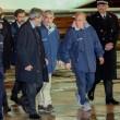 ciampino3Libia, atterrati a Roma Gino Pollicardo e Filippo Calcagno 4