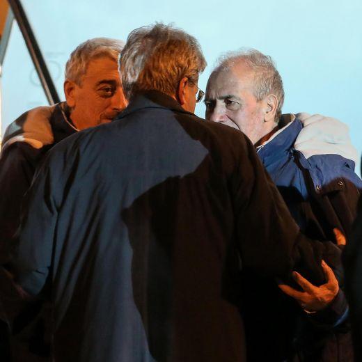 Libia, atterrati a Roma Gino Pollicardo e Filippo Calcagno 8