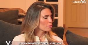 """Claudia Galanti a Verissimo contro Dio: """"Mi ha dimenticata"""""""