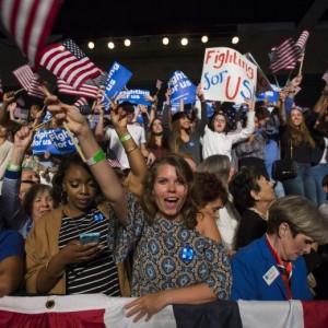 Guarda la versione ingrandita di Usa, Clinton e Trump vincono in Florida: ormai è corsa a 2