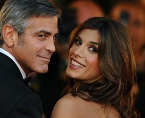 Clooney: 80mila € per foto con Canalis rubate (Chi, Novella)