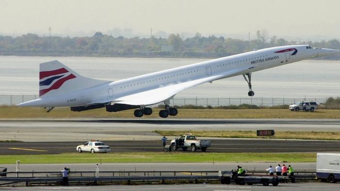 Aereo Privato Piu Veloce Al Mondo : Concorde archives blitz quotidiano