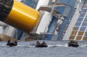 Concordia, Costa Crociere responsabile civile in processo