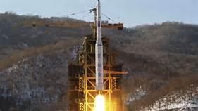 Un missile balistico norcoreano