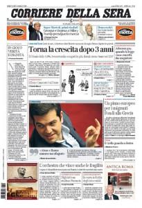Guarda la versione ingrandita di Istat, primarie Usa, Regeni: le prime pagine del 2 marzo