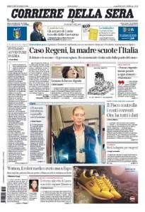 Guarda la versione ingrandita di Le prime pagine del 30 marzo