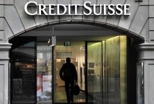 "Credit Suisse indagata: ""Frode, false polizze assicurative"""