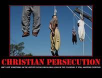 Guarda la versione ingrandita di Cristiani inpiccati dall'Isis in Siria