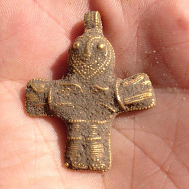 Crocifisso trovato per caso riscrive storia cristianesimo