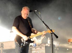 David Gilmour concerto a Pompei: 45 anni dopo i Pink Floyd