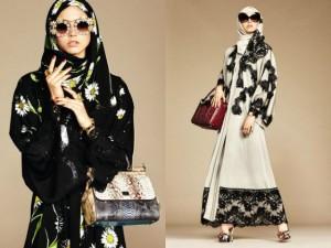 Moda islamica da D&G a H&M: il velo in vetrina divide