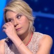 Maria De Filippi piange per la madre in conferenza stampa