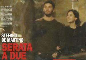 Belen Rodriguez, Stefano De Martino si consola con...