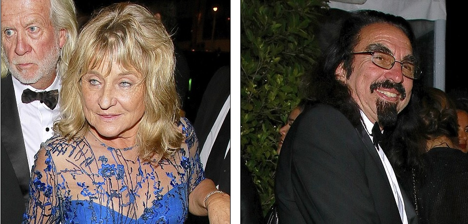 Leonardo DiCaprio: mamma e papà agli Oscar FOTO2