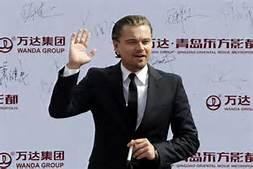 Leonardo Dicaprio a Pechino