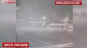 """Russia, aereo caduto. Urla a bordo: """"No, non farlo!"""""""