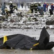YOUTUBE Russia: aereo da Dubai cade a Rostov, 62 morti13