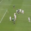 Duncan, il suo gol in Sassuolo-Milan (da Twitter)