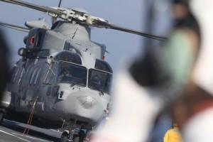 Alessandro Schettini, militare Marina, muore in elicottero