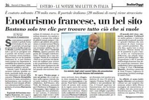 Visitfrenchwine.com: altro che Italia.it