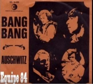 Auschwitz compie 50 anni: Equipe 84 la incisero nel 1966