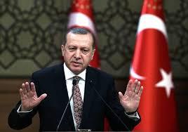 Guarda la versione ingrandita di Erdogan a Europa: O la borsa o la vita. Lama alla gola è... (foto Ansa)