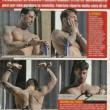 Fabrizio Corona, nuova vita tra sport e sole in balcone FOTO 2