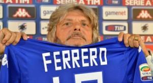 Massimo Ferrero non può fare presidente Sampdoria: no Figc
