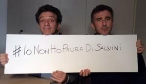 Ficarra e Picone, la foto pubblicata su Facebook