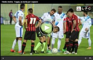 Fidelis Andria-Foggia Sportube: streaming diretta live su Blitz