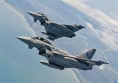Caccia Eurofighter