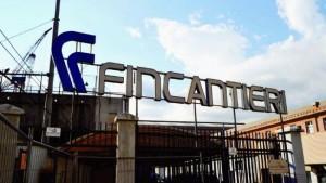 Guarda la versione ingrandita di Fincantieri Genova, stipendio decurtato e scoppia protesta