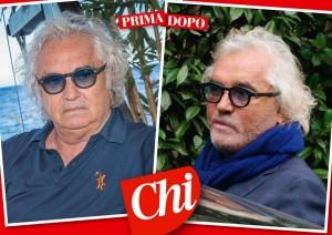 Flavio Briatore, prima e dopo