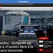 Bruxelles, aeroporto: passeggeri sotto choc dopo bombe21