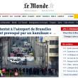 Bruxelles, aeroporto: passeggeri sotto choc dopo bombe19