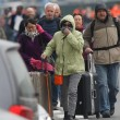 Bruxelles, aeroporto: passeggeri sotto choc dopo bombe5