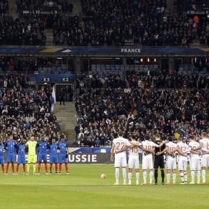 Francia-Russia, allo Stade de France dopo gli attentati