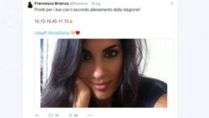 Brienza, foto da Twitter