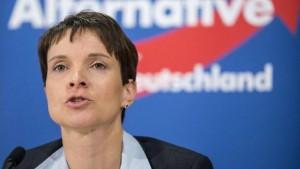 Frauke Petry, chi è la leader no-profughi che sfida Merkel