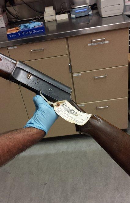Kurt Cobain: ecco il fucile che lo uccise. Perché ora? FOTO3