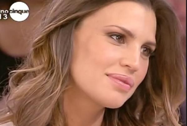 Claudia Galanti, Arnaud Mimran la denuncia: Non è vero che..
