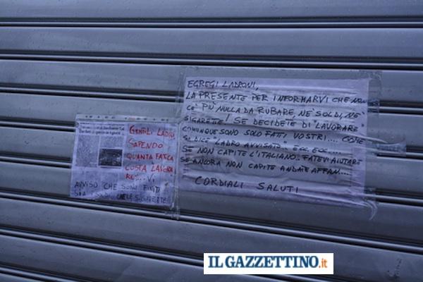 """Padova, 4 furti in un mese. Avviso: """"Più nulla da rubare"""""""