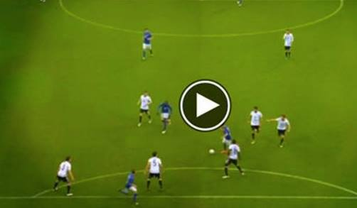 Germania-Italia 4-1, pagelle-highlights: El Shaarawy in rete 4