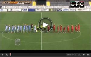 Giana-AlbinoLeffe Sportube: streaming diretta live su Blitz