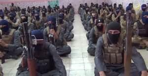 Combattenti islamici in Giordania
